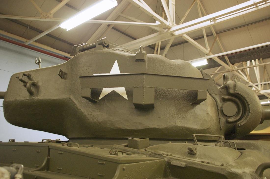 M26 Pershing Warwickshire Armour Modellers