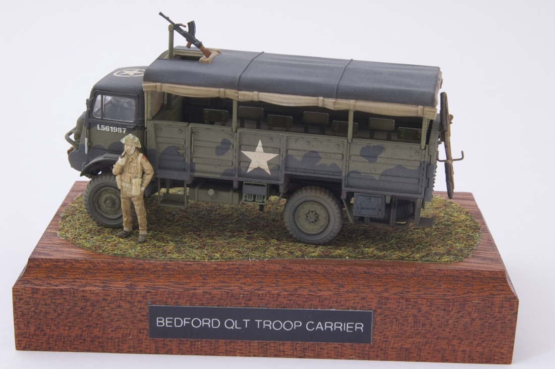 Bedford Qlt Warwickshire Armour Modellers